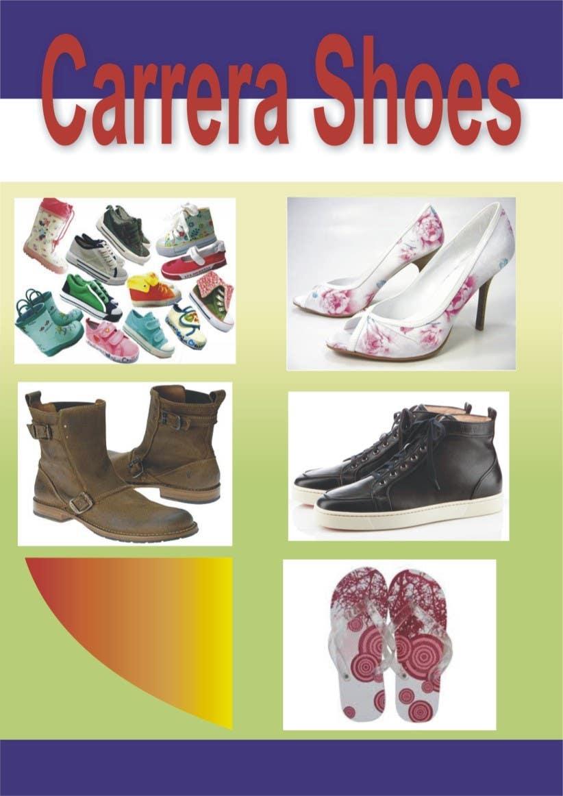 Penyertaan Peraduan #                                        14                                      untuk                                         Poster Graphic Design for Carrera Shoes