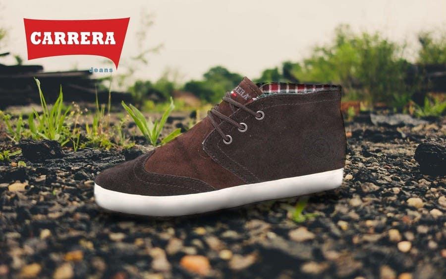 Penyertaan Peraduan #                                        2                                      untuk                                         Poster Graphic Design for Carrera Shoes