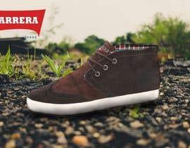#2 untuk Poster Graphic Design for Carrera Shoes oleh vishnuremesh