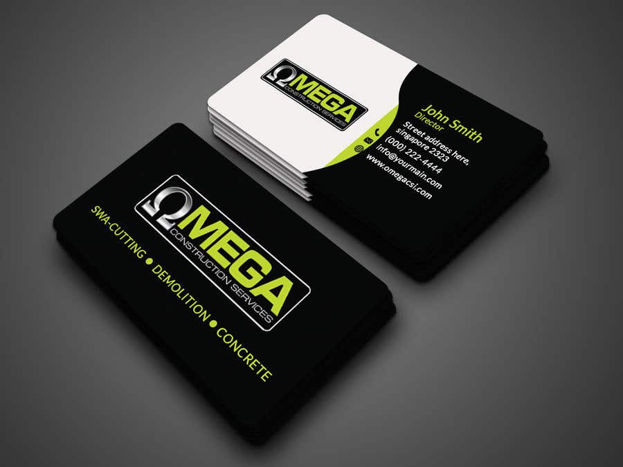 Entry #387 by sujan18 for award winning business card | Freelancer