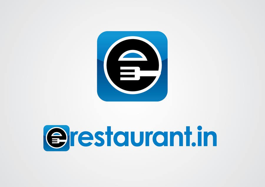 #124 for Logo Design for www.erestaurant.in by benpics