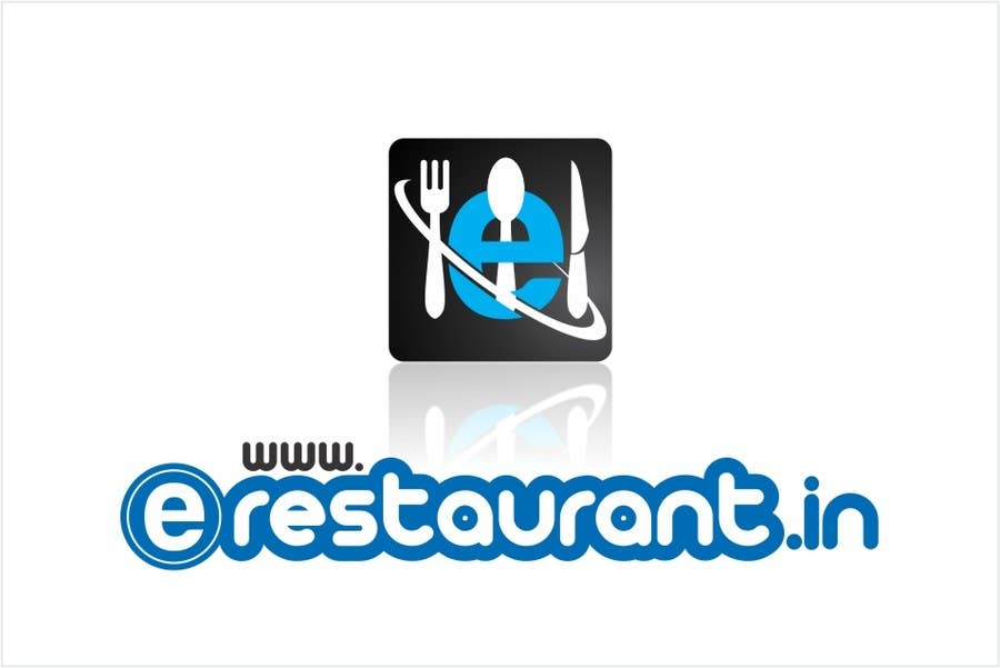 #132 for Logo Design for www.erestaurant.in by oxygenwebtech