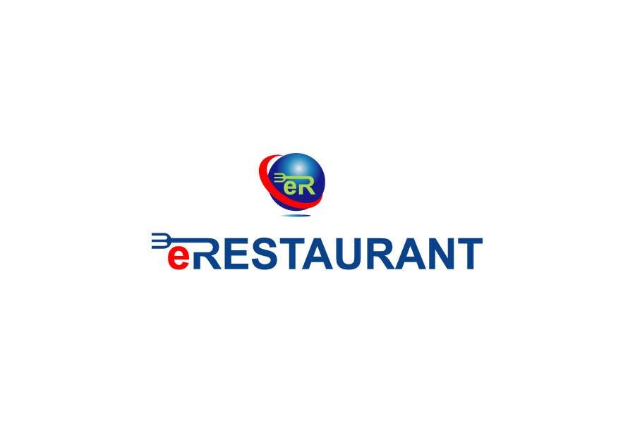 Penyertaan Peraduan #                                        50                                      untuk                                         Logo Design for www.erestaurant.in