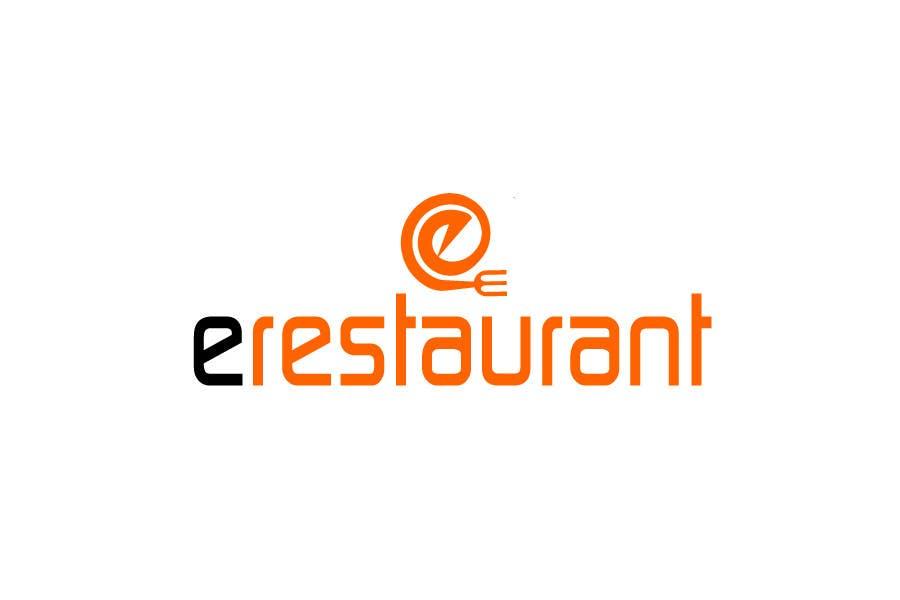 Penyertaan Peraduan #                                        109                                      untuk                                         Logo Design for www.erestaurant.in