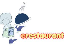 #141 for Logo Design for www.erestaurant.in by SpeedyJoe