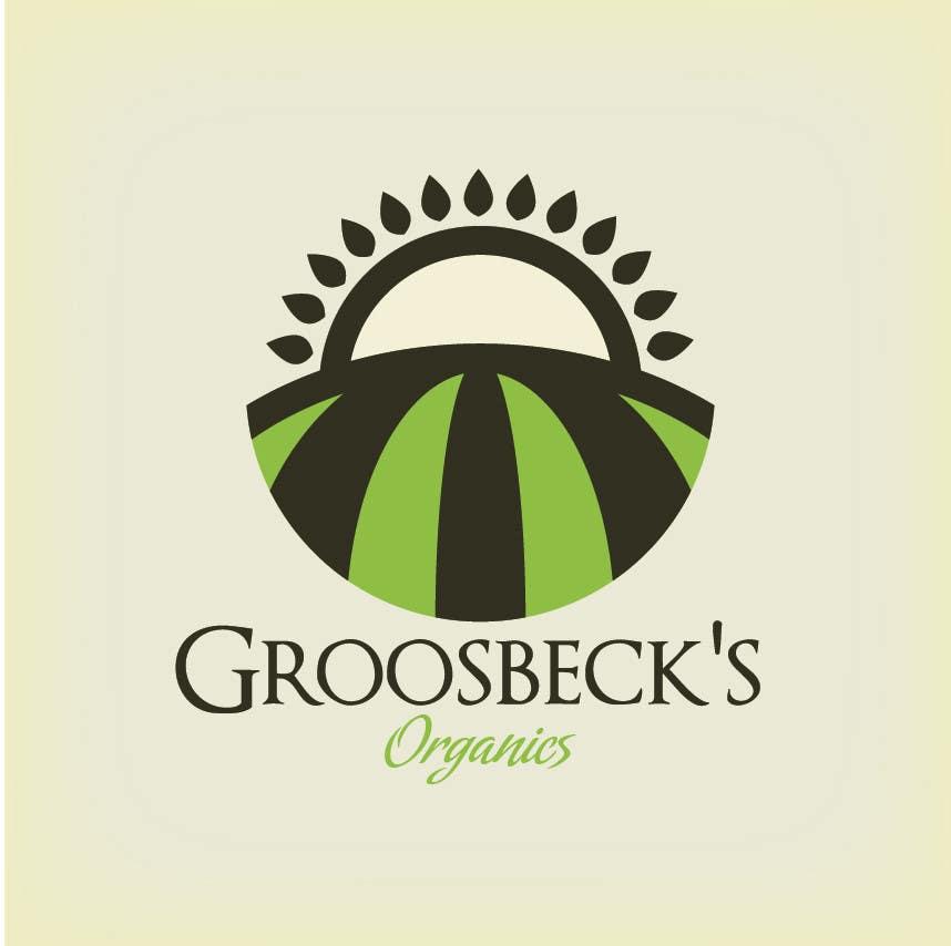 Penyertaan Peraduan #                                        20                                      untuk                                         Design a Logo for Groosbeck's Organics