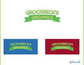 #8 untuk Design a Logo for Groosbeck's Organics oleh Naumovski