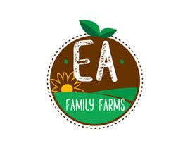 #52 for Design logo and matching banner & business card for small family farm af Jokey05