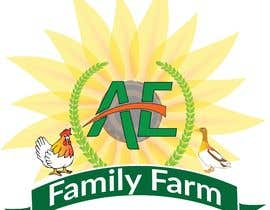 #54 for Design logo and matching banner & business card for small family farm af RaniRabia