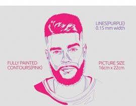 Nro 37 kilpailuun Portraits in vector graphic käyttäjältä pbobek