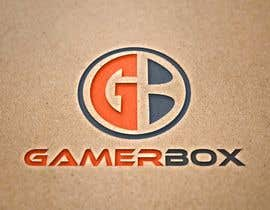 #89 for GamerBox Logo - Gaming products delivery service by visvajitsinh