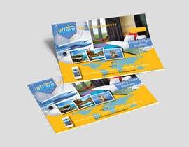#27 untuk Design a Flyer for a traveling company oleh e5ddesigns
