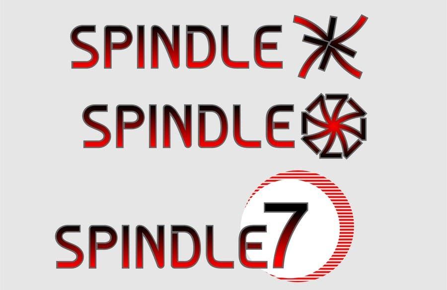 Kilpailutyö #48 kilpailussa Graphic Design for Spindle7