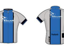 #52 cho I need some Graphic Design for our Cycling Club Jersey bởi Nanatabi