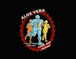 #6 cho Beer mile logo for tshirt   It has to say  Aloe Vera Black Friday Beer Mile  2017  I want something with a runner and beer.   Look for examples online.   I need this asap. bởi markjonson57