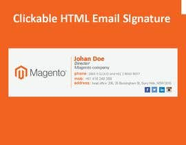 #172 for Develop Two Logos, HTML Email Signatures & PDF Letterhead Templates by kowsur777