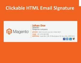 #172 för Develop Two Logos, HTML Email Signatures & PDF Letterhead Templates av kowsur777
