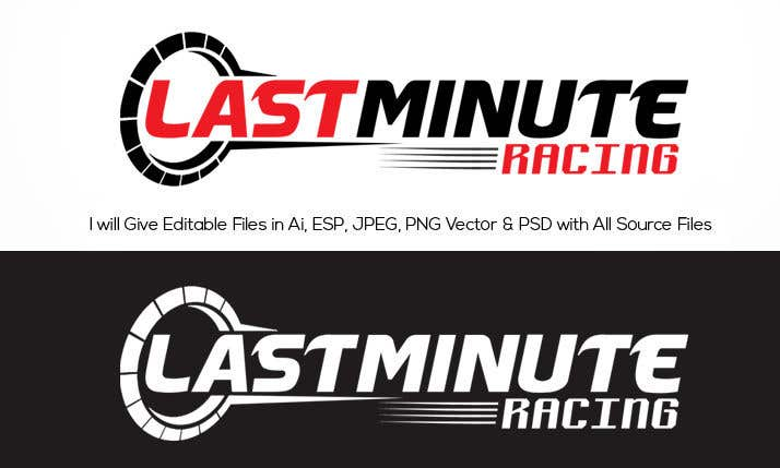 Entry 41 by kashifali239 for last minute racing logo and business contest entry 41 for last minute racing logo and business card design colourmoves