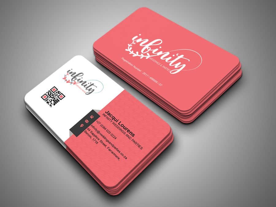 Contest Entry 70 For Design Some Business Cards And A Letterhead Wedding Party