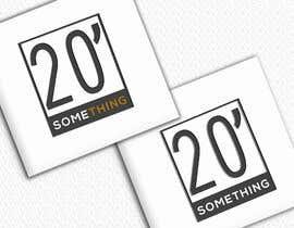 #11 για Logo designed for web series show. Logo should say: 20' something... από adeebfl