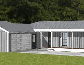 Nro 17 kilpailuun 2D or 3D Drafting/Design Ideas for front of residential ranch house käyttäjältä AICStudio