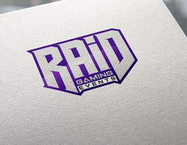 #368 for Design a logo for RAID by Cbox9