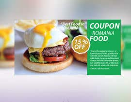 #23 for Coupon flyer graphic design af Shohag299