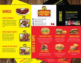 #23 untuk Design a new menu for my chicken shop. oleh ssandaruwan84