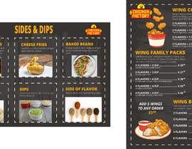 #11 untuk Design a new menu for my chicken shop. oleh Hannaneh