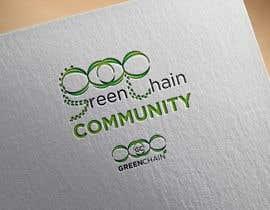 #459 for Green Chain Logo Design! af digisohel