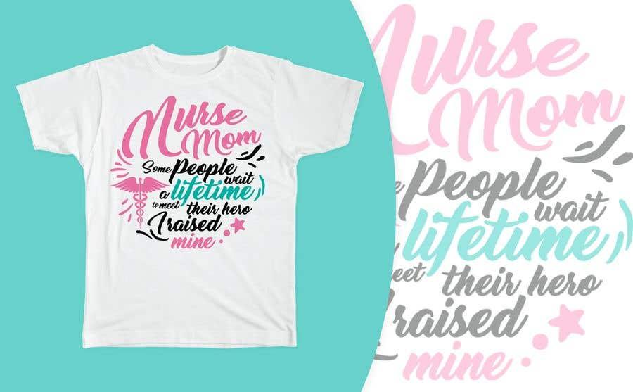Kilpailutyö #13 kilpailussa Design a T-Shirt: Examples Provided