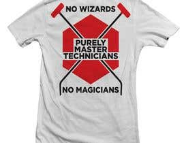 eddyleandro tarafından Design a T-Shirt for an Dent Repair Company için no 32