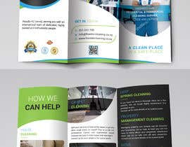 #75 for Design a 3 fold brochure, business card and business proposal template by cfbutterfly
