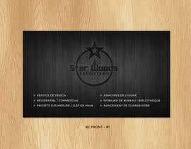 #226 for Business cards by kreativedesizn