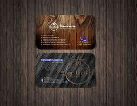 #203 for Business cards by qamarkaami