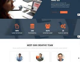 #22 for Design a Website Mockup by hama001