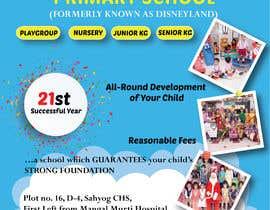 mhasan6052 tarafından pre-school pamphlet/ leaflet 1 için no 2