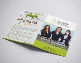 Nro 24 kilpailuun BC Company brochure design käyttäjältä younus180