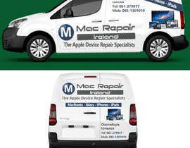 #36 for Design layout for Van graphics (livery) af TheFaisal