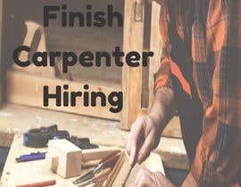 #8 per I have a Moulding business and I'm looking to hire experienced finish carpenters to install all types of doors trim. Please provide me with a advertising poster both in Spanish and English.  I am looking for a poster to advertise the job openings thanks da nurulasma30
