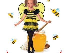 Nro 23 kilpailuun Design a Label for a Jar of Honey - Today! -- 2 käyttäjältä Negredo