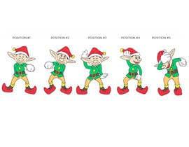 andyrazi25 tarafından Friendly cartoon elf - Dancing the Nae Nae için no 2