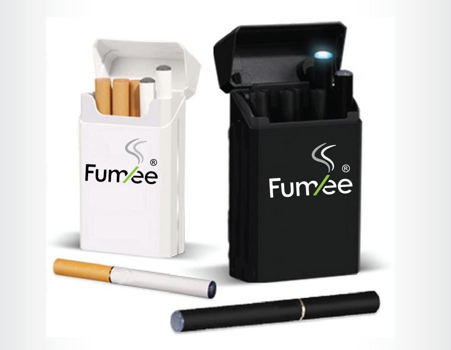 Penyertaan Peraduan #                                        330                                      untuk                                         Logo Design for Fumée