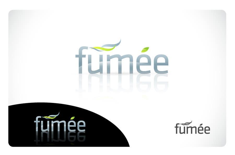Penyertaan Peraduan #                                        357                                      untuk                                         Logo Design for Fumée