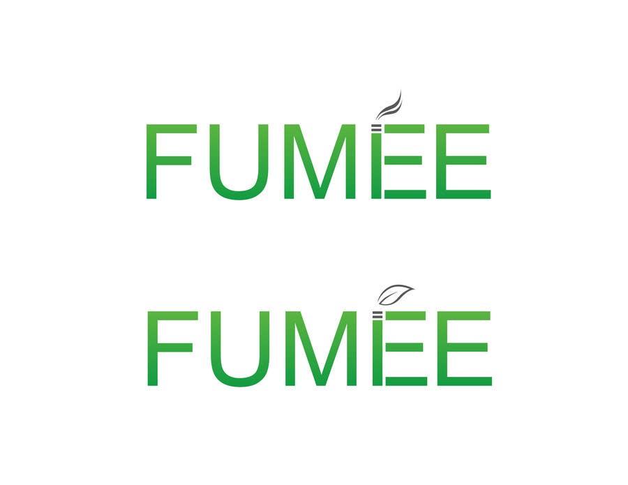 Penyertaan Peraduan #                                        226                                      untuk                                         Logo Design for Fumée