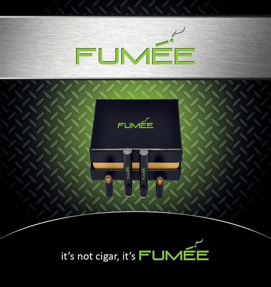 Penyertaan Peraduan #                                        264                                      untuk                                         Logo Design for Fumée