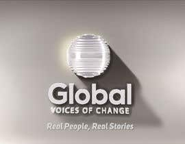 #6 for You Tube Intro and Outro for Global Voices of Change. ORIGINAL work. Read guideline carefully!!!!! af DeluxeStudio