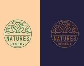 #177 untuk Natures Remedy Logo oleh sarifmasum2014