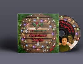 #62 for FAST turnaround - Christmas Jazz CD design using attached templates, PROVIDE editable graphic (replace photo later) by eybratka