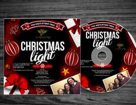 #65 for FAST turnaround - Christmas Jazz CD design using attached templates, PROVIDE editable graphic (replace photo later) by SandraFares